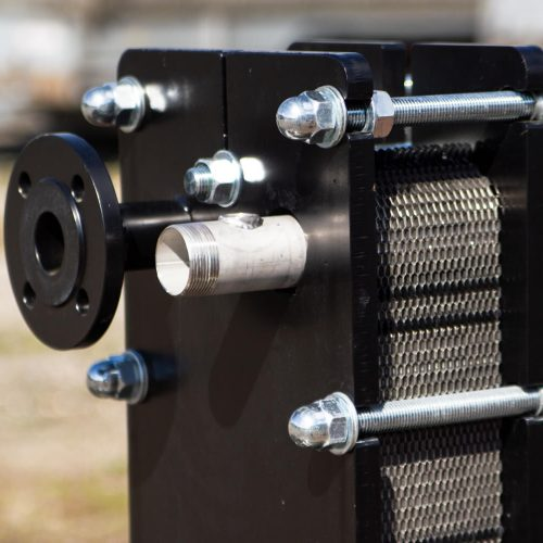 Accessoire chaudière échangeur plaques