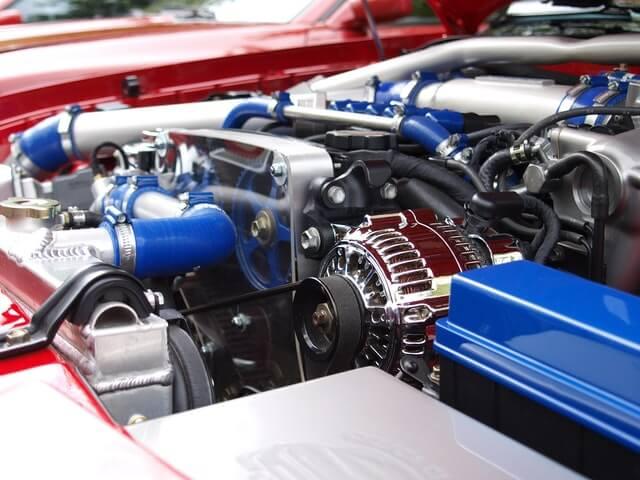 Moteur Industrie Automobile