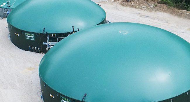 Chaudière pour Biogaz