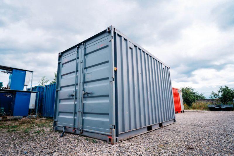 Chaudière 600kW mixte box