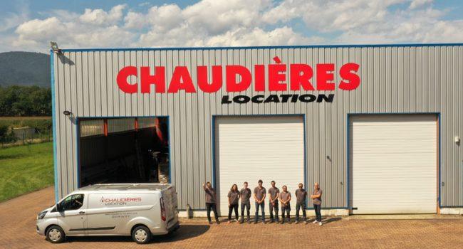 Equipe Chaudières Location bâtiment