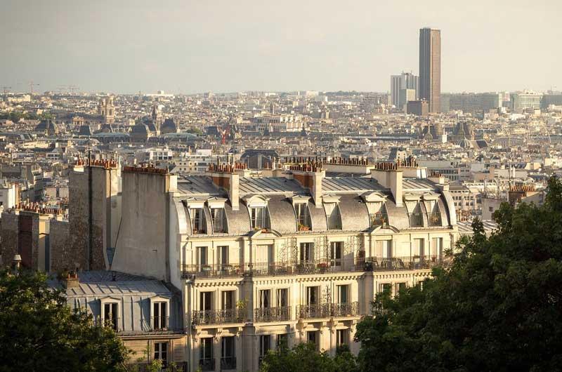 Immeuble chauffage ecs paris