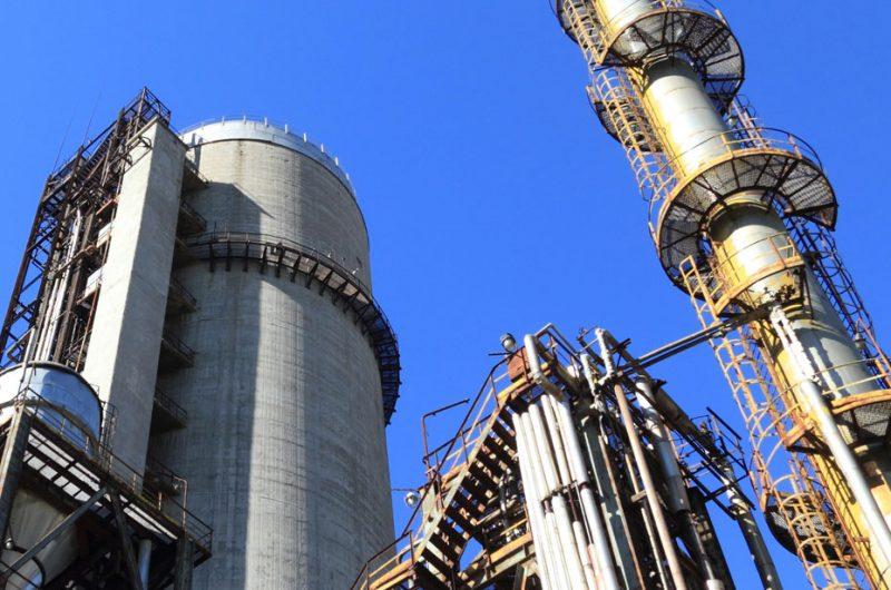 Industrie petrochimie