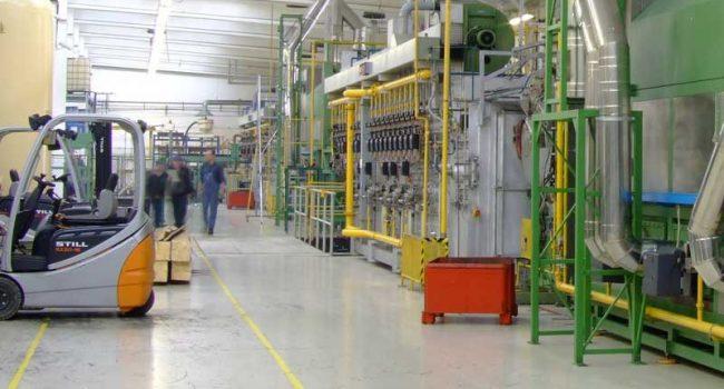 Industrie usine
