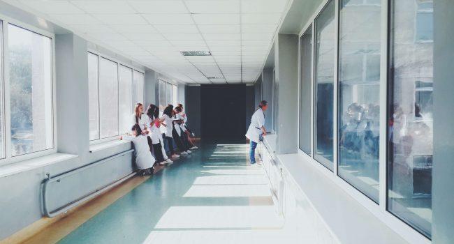 métier administration hôpital