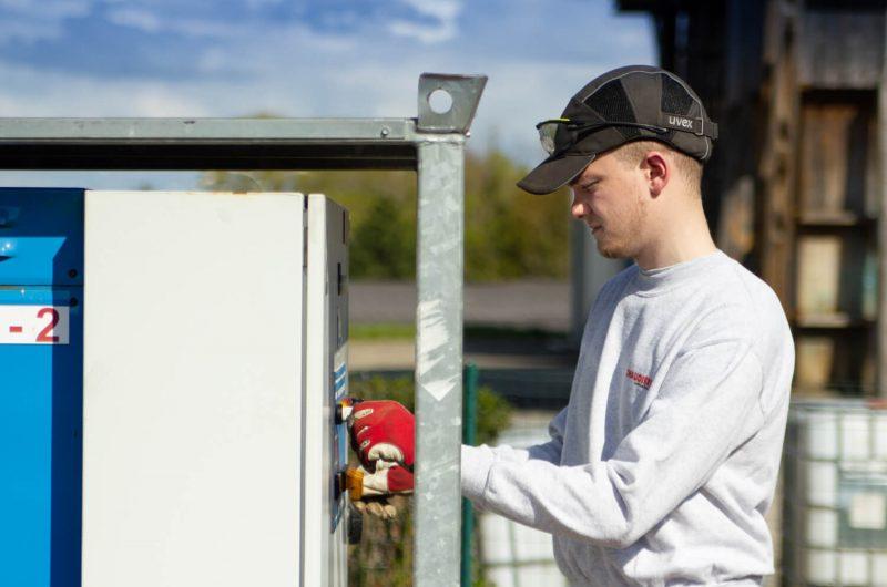 Installation et mise en service chaudière 2