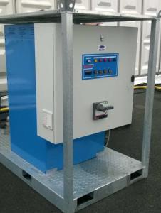 Chaudière électrique 150 kw